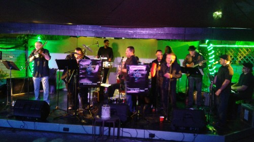 Latin Rhythm Boys Live at The World Famous Turf Club
